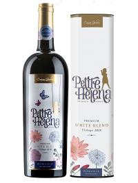 CRAMA GÎRBOIU - PETITE HELENA PREMIUM WHITE BLEND 0,75L + CUTIE CADOU