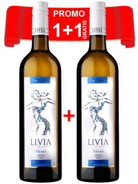 CRAMA GÎRBOIU - LIVIA PLĂVAIE 0.75L X 2