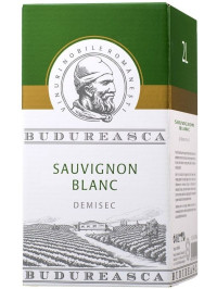 BAG IN BOX BUDUREASCA SAUVIGNON BLANC 2L
