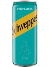 SCHWEPPES BITTER LEMON 0.33L