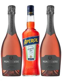 PACHET APEROL SPRITZ ROSE III