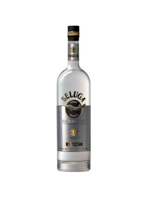BELUGA NOBLE VODKA 1L